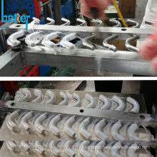 Custom Silicone Press Molds Rubber Moulding for Tubes