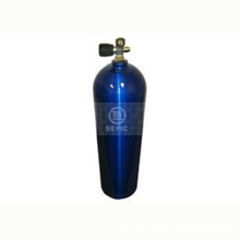 Well Received in Asian Market CE Certified Aluminum 12L Scuba Oxygen Cylinder