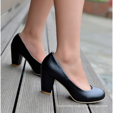 large size pumps lady office footwear
