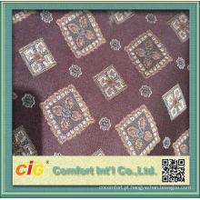 Tecido de Jacquard de estofamento de sofá 2016