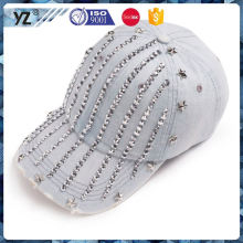 Latest product good quality knitting cowboy cap wholesale