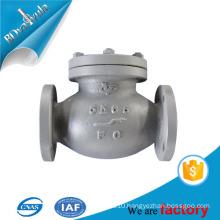 Swing type check valve 150A 10K