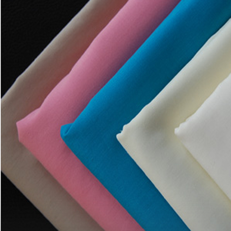 150T polyester / cotton 50/50 Vải