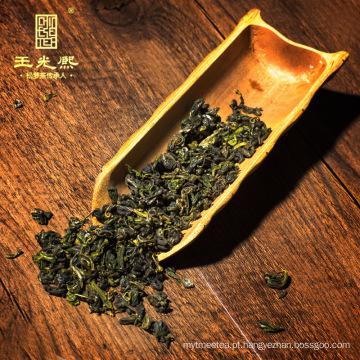 chá verde chinês huizhou tunlv grau especial com 250g de lata
