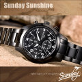 Montres pour hommes à quartz Montres Hommes Relogio Masculino Montres pour hommes Top Marque Luxury Male Clock Military Pilot Montres-bracelets