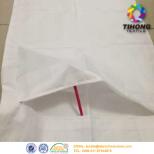 Hotel Cotton White Pillow Case Fabric