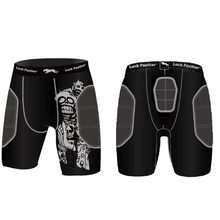 Compression Martial Arts Shorts Customized Fight Gear