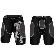 Shorts d'arts martiaux de compression Shorts de combat personnalisés