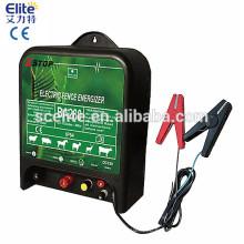 control de valla electrica y alarma