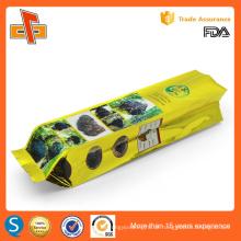 OEM Chinesische benutzerdefinierte Druck Seite Zwickel VMPET Tee Verpackung Taschen