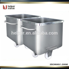 Stainless Steel 304 Meat Cart