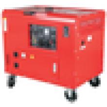 10kw portable flood light power mini diesel generator