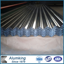 A1060 Corrugated Aluminum Sheet for Roofing