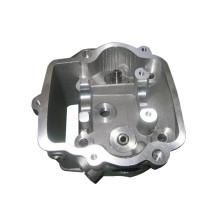 Soem-Maschinerie schmiedete Aluminiumdruckguss-Motorrad-Zylinderkopf