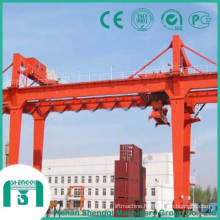 High Working Efficiency Double Girder Gantry Crane