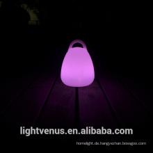 PE Material Laterne Lampe