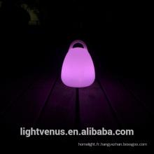 Lampe lanterne matière PE