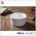 """6.5 """"Китай Оптовая раунда посуда Bowl Новый керамический салат Чаша"""