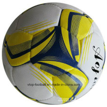 High Quality Hand Stitched Soccer for Match