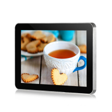 Mounted tablet android 15.6 video player touch screen wall calendar