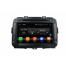 android multimedia navigation system for Carens 2013