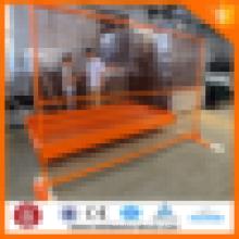 Hot galvanizado cercas temporárias (Fábrica da China, ISO9001: 2008)