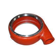Pièces de pompe à fonte d'usure personnalisées OEM