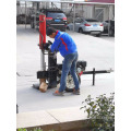 Home Use Small Wood Chopping Machine used Wood Spliter