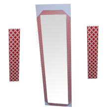 Miroir de salle de bains PS populaire pour décoration intérieure