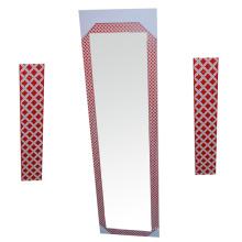Популярное зеркало для ванной PS для домашнего украшения