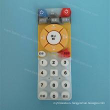 Изготовленная На Заказ Шелковая Ширма Печати Силиконовая Резина Кнопка Pad