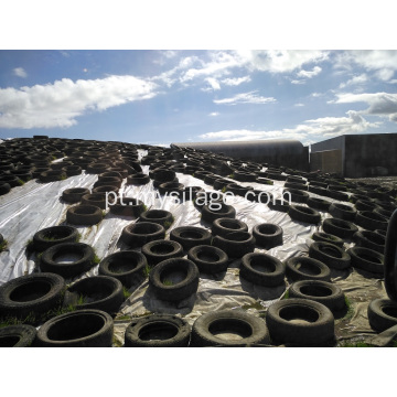 Silage Silo Cover for Dairy Farm