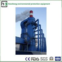 Operación de desulfuración y desinfección - Tratamiento de flujo de aire de horno