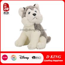Children Toy 8′′ Plush Soft Toy Husky Stuffed Dog