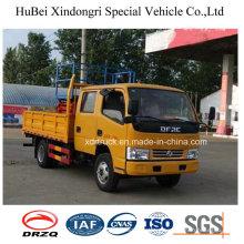 12-14m Dongfeng Aerial Truck Platform Vertical Lift