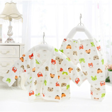 Cotton Printed Baby Suit for Newborn Boys and Girls