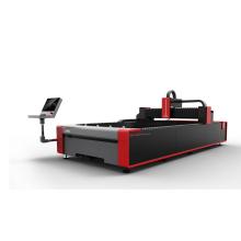 Máquina econômica de corte a laser para placa de metal e fibra