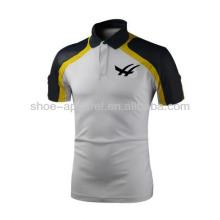 Men gym polo shirt for running fitnesswear