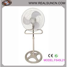 Ventilador industrial 2 en 1 Color blanco completo o color negro completo