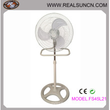 2 in 1 Industrial Fan Full White Color or Full Black Color