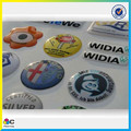 popular best quality clear domed sticker