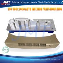 Les pièces d'auto de conception d'OEM / ODM 3D grillent le moulage par injection en plastique