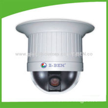 Constant IP Speed Dome Camera with Automatic Self-inspection Function, Measures 6 Inches