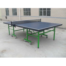Table de tennis de table pliée (TE-201)