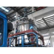 Tanque revuelto industrial del acero inoxidable 5 reactor cúbico