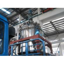 Chinese Professional for Nickel Alloy Reactor Stainless Steel Industrial Stirred Tank 5 Cubic Reactor supply to Mexico Importers