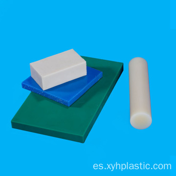 Excelente resistencia al desgaste Natural Pure Virgin Pa6 Sheet