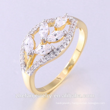 2018 Jewelry 3A CZ Cubic Zircon 925 sterling Silver Female Wedding Finger Rings With Double Plating Rhodium plated jewelry is your good pick