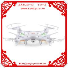 ¡¡¡Nuevo llegando !! 4CH RC Quadcopter W / 2MP Cámara 6-Axis Drone RC Quadcopter LED Gyro medio Quoda-helicóptero SYMA X5C