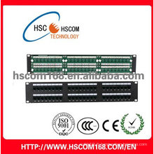 UTP Cat5e 48port Patch Panel